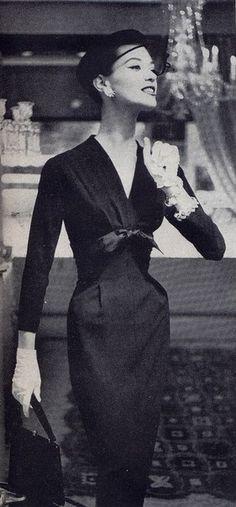 Barbara Mullen, 1955