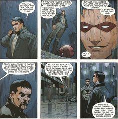 DC Histories: Jason Todd (Robin II / Red Hood II)