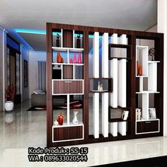 Glorious 1 2 Dd 3 4 Or 37 Furniture. Living Room Partition, Room Partition Designs, Partition Ideas, Partition Walls, Living Room Designs, Living Room Decor, Home Furniture, Furniture Design, Decorative Room Dividers