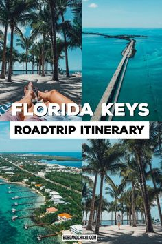 The Perfect 5 Day Florida Keys Road Trip Itinerary Florida Keys Honeymoon, Florida Keys Hotels, Florida Keys Camping, Best Beach In Florida, Florida Beaches, Honeymoon Destinations, Honeymoon Key West, Miami Florida Vacation, Key West Camping