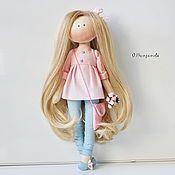 Куклы и игрушки ручной работы. Ярмарка Мастеров - ручная работа Яна. Интерьерная кукла.. Handmade.