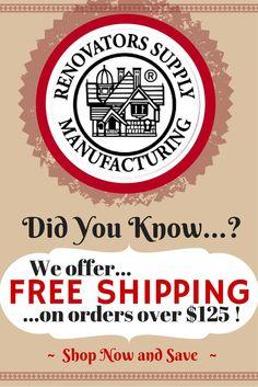 Shop & Save --> http://www.rensup.com/