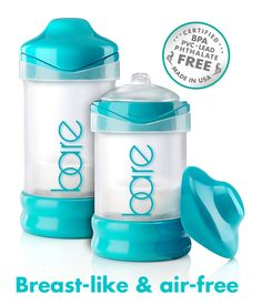 Pinner said: Best baby bottle for breastfed babies. Best anti-colic for gassy babies
