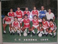 Deportes La Serena: Plantel 1988