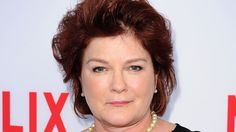 """Kate Mulgrew gets Emmy news in the midst of writing memoir-This morning, though, she was heavily slumbering when she got the news. """"My boyfriend woke me up. I was in a dead sleep because I had burned my hand last night and I had taken an Advil PM. He said, 'You have been nominated for an Emmy.' I said, 'Say that again,' """" she laughs."""