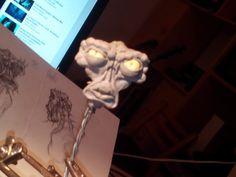 Random Alien Wip - Original project by Paolo Giannico