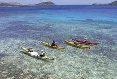 Kayaking Yasawa Islands, Fiji §