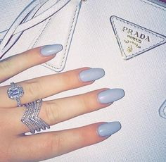 nail and Prada image