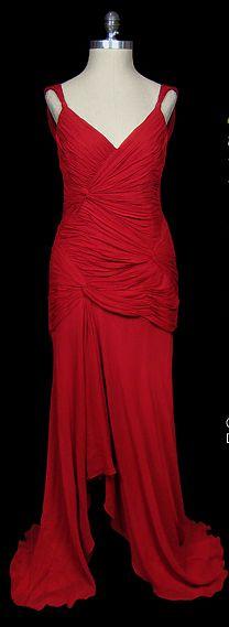 Dress  Jean Dessès, 1950s  The Frock