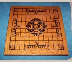 Tafl Board/Set