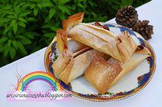 Arco-íris na Cozinha: Pastéis de Creme de Ovos e Amêndoa