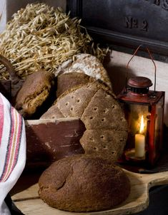 Varpulan ruisleivän hapanjuuri | Reseptit | Anna.fi Rolls, Food And Drink, Bread, Baking, Cake, Anna, Buns, Brot, Bakken