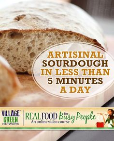 Whether you eat grains or are grain-free, we've got you covered with Real Food for Busy People. Learn how to make fast and easy breads, cereals, and grain-based side dishes -- and grain-free alternatives. GOOD NEWS, the price has dropped. Hurry up - offer ends on 08/15! Click here to learn more and to save up to 65% ---> http://www.cheeseslave.com/new-online-cooking-class-real-food-for-busy-people/