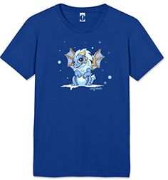 DragonVale: Winter Dragon T-Shirt    DragonVale: Winter Dragon T-Shirt Official DragonVale merchandise   The post  DragonVale: Winter Dragon T-Shirt  appeared first on  Year of Style .    http://www.yearofstyle.com/dragonvale-winter-dragon-t-shirt/