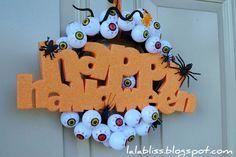 halloween door decorations - Buscar con Google