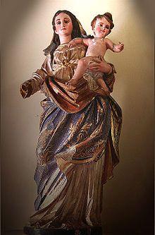 Virgem Maria e o Menino