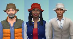 Jool's simming - This is a very simple edit of the fisherman hat, I...