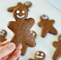 #Christmas time is almost here-  these gingerbred men were made by @emerson_cooks using #lydiateff #teff