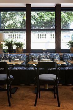Restaurant Divellec, 18 Rue Fabert, 75007 Paris