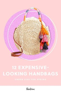 12 Expensive-Looking Handbags Under $100 for Spring #purewow #accessories #fashion #shopping #style Fashion Dolls, Retro Fashion, Fashion Art, Style Fashion, Fur Bag, Leather Saddle Bags, Fashion Wallpaper, Street Style Trends, Spring Fashion Trends