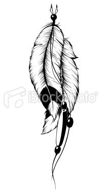 Google Image Result for http://i.istockimg.com/file_thumbview_approve/10704869/2/stock-illustration-10704869-indian-feathers.jpg