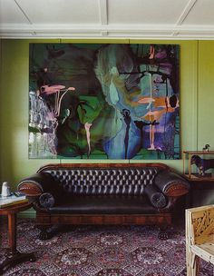 Artist Dale Frank's house by midcenturyjo, via Flickr