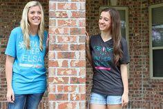 Elsa and Anna vinyl tshirt for Disney vacation sisters