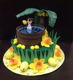 Handmade Easter Bonnet/Hat 'Frozen - Olaf I Love Warm Hugs' | eBay