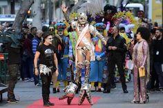 Grupo Mascarada Carnaval: Rebumbio de reinonas