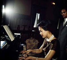 Music and the Queen of Siam