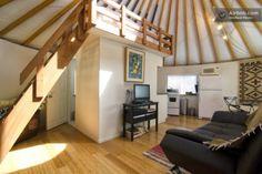 freedom yurt cabin - Google Search