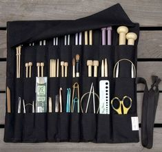 I sure would love to have one of these to organizing my ever growing collection of knitting supplies.