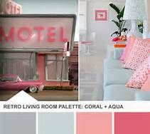coral, turqoise and gray color scheme - Bing Images