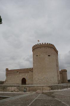 Castillo de Arévalo, Ávila.