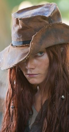 Anne Bonny (Clara Paget) The real Anne Bonny was an Irish woman who became a famous pirate, operating in the Caribbean. Anne became friends with many pirates and she felt betrayed when she found out that her husband, James Bonny, started working as an informant to the Governor Woodes Rogers in the summer of 1718.