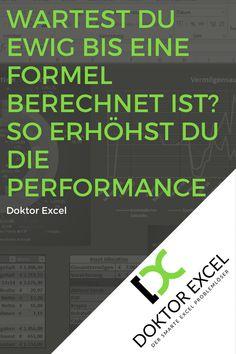 Die Performance, also ob eine Excel Datei schnell oder langsam ist, ist von vielen Faktoren abhängig. Die Geschwindigkeit kannst du … Computer, Words, Windows, Waiting, True Words, Horse, Ramen, Window