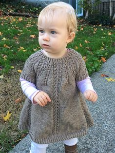 Diy Crafts - Seraphina Sweater and Dress is worked top-down with a circular yoke. The yoke is created by increasing in a certain way described in deta