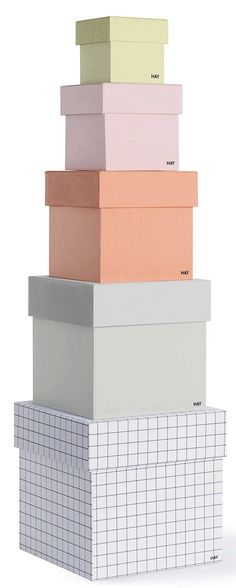 Box Box Collection | Designed by Hay