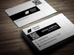 Check out Creative Clean Business Card by bouncy on Creative Market