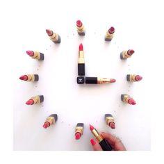 Il est Chanel moins le quart  | it's Chanel o'clock • [3/5/15•11:20AM] @chanelofficial #mycosmo