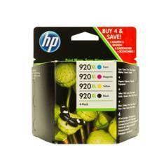 MULTIPACK TINTA HP 920XL C2N92AE OFFICEJET 6000/ 6500/ E709 / 6500 E710/ 6500/ 6500A/ 6500A/ 7000/ 7500A/ E710a/ E710n