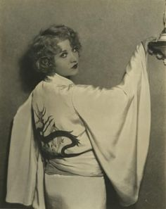 Betty Compson #1920s #kimono #fashion