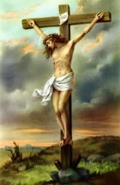 """""""How much do You love me?"""", I asked Jesus. He said, """"This much."""" Then He stretched out His arms and died."""