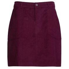 New Skirt Corduroy Cords 43 Ideas High Skirts, Fall Skirts, Casual Skirts, A Line Skirts, Short Skirts, Fall Tights, Below The Knee Skirt, Purple Skirt, Corduroy Skirt