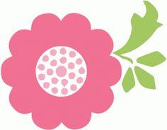 Silhouette Design Store - View Design #37808: carta bella flower
