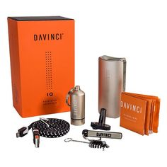 Davinci IQ Vaporizer all you get