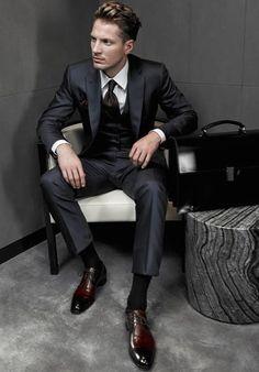 Suits Him