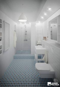 Znalezione obrazy dla zapytania łazienka skandynawska