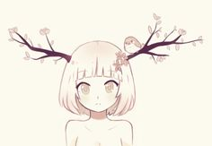 Most popular tags for this image include: anime, bird, kawaii and manga