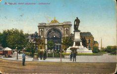 Hungary, Budapest, Big Ben, Building, Painting, Travel, Viajes, Buildings, Painting Art
